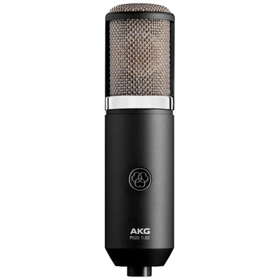 Tube Microphones - AKG P820 Tube High Performance Dual-Capsule Tube Microphone