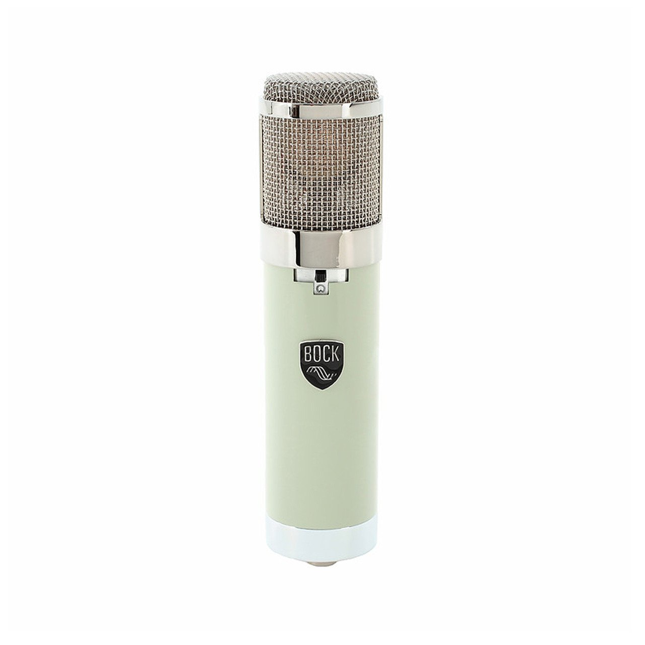 Tube Microphones - Bock Audio 251 Large-Diaphragm Multi-Pattern Tube Condenser Microphone