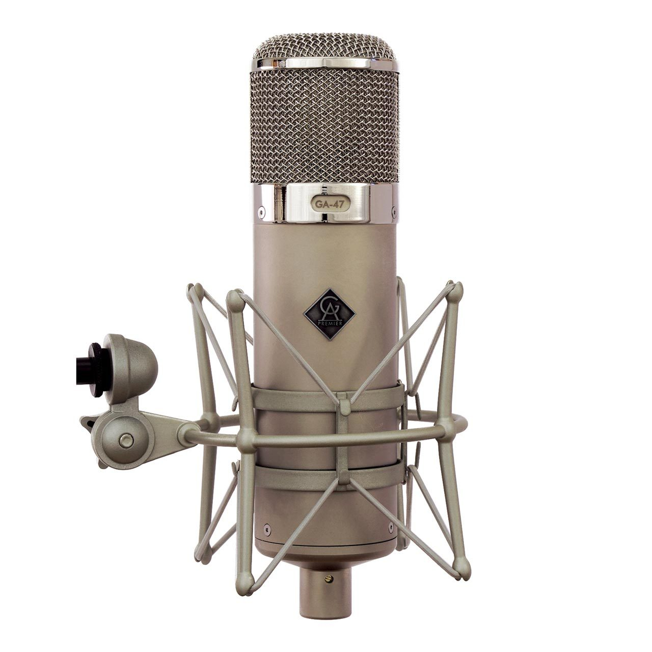 Golden Age Premium GA-47 Large Diaphragm Tube Condenser Microphone