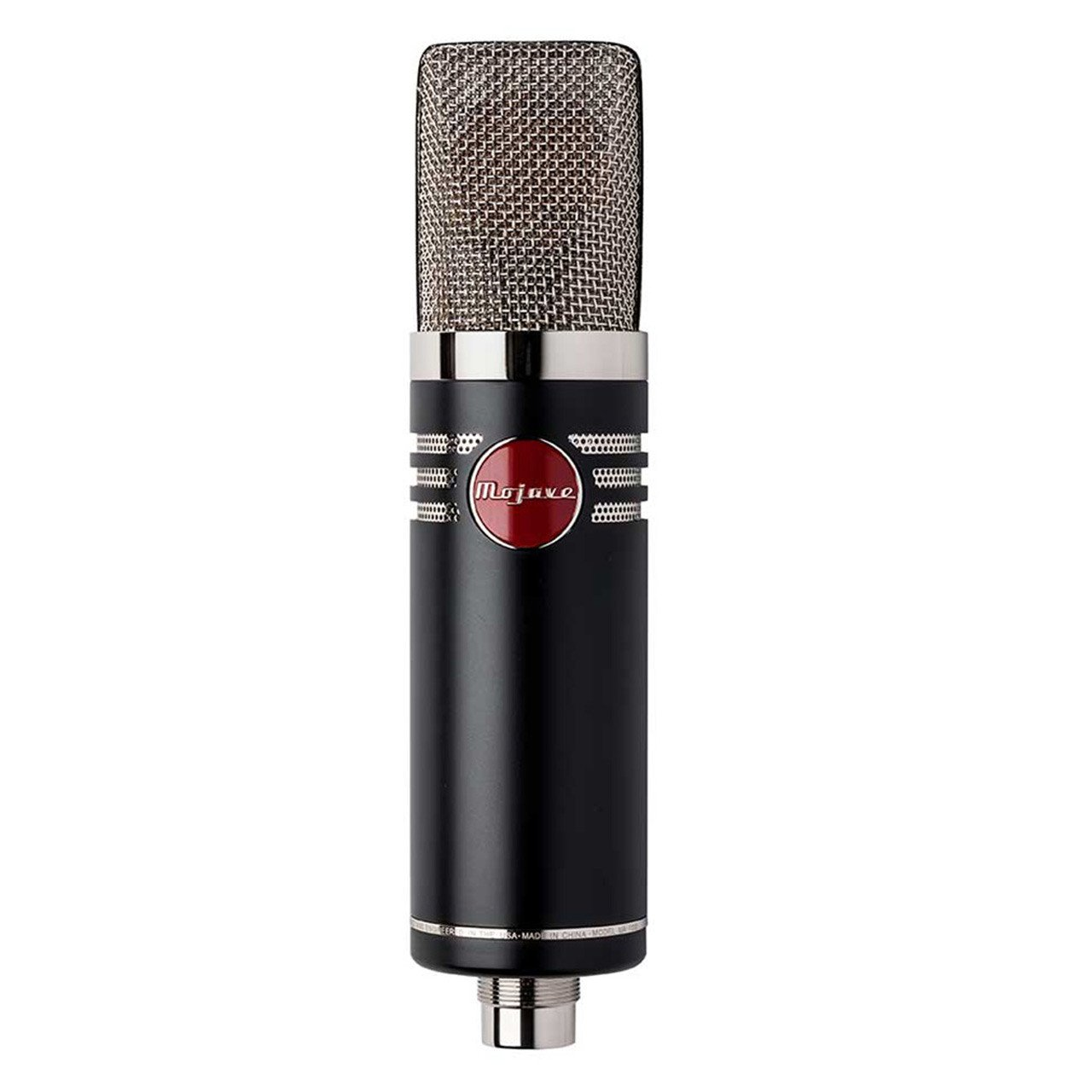 Tube Microphones - Mojave MA-1000 Large-diaphragm Multipattern Tube Condenser Microphone