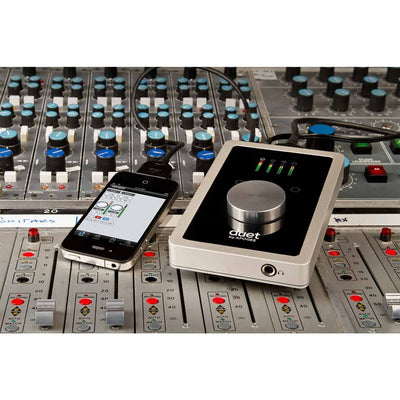 USB Audio Interfaces - Apogee Duet IOS For IPad & Mac (next Gen Duet 2)