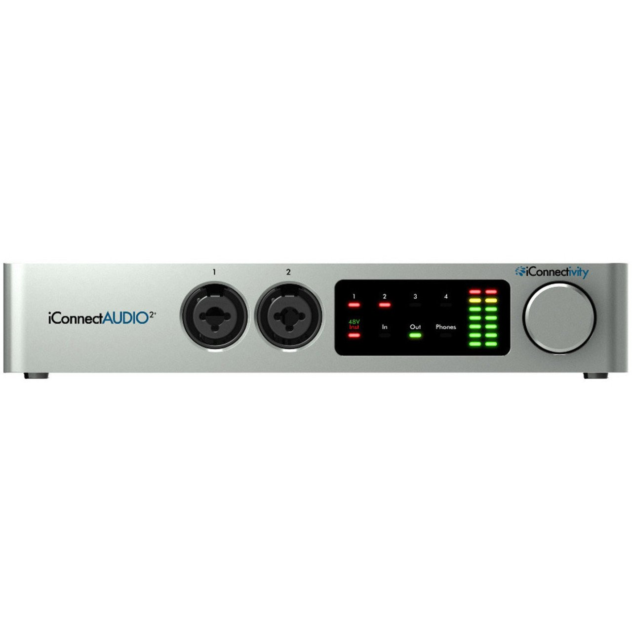 USB Audio Interfaces - IConnectivity IConnectAUDIO2+ 2-in 6-out Audio & MIDI Interface