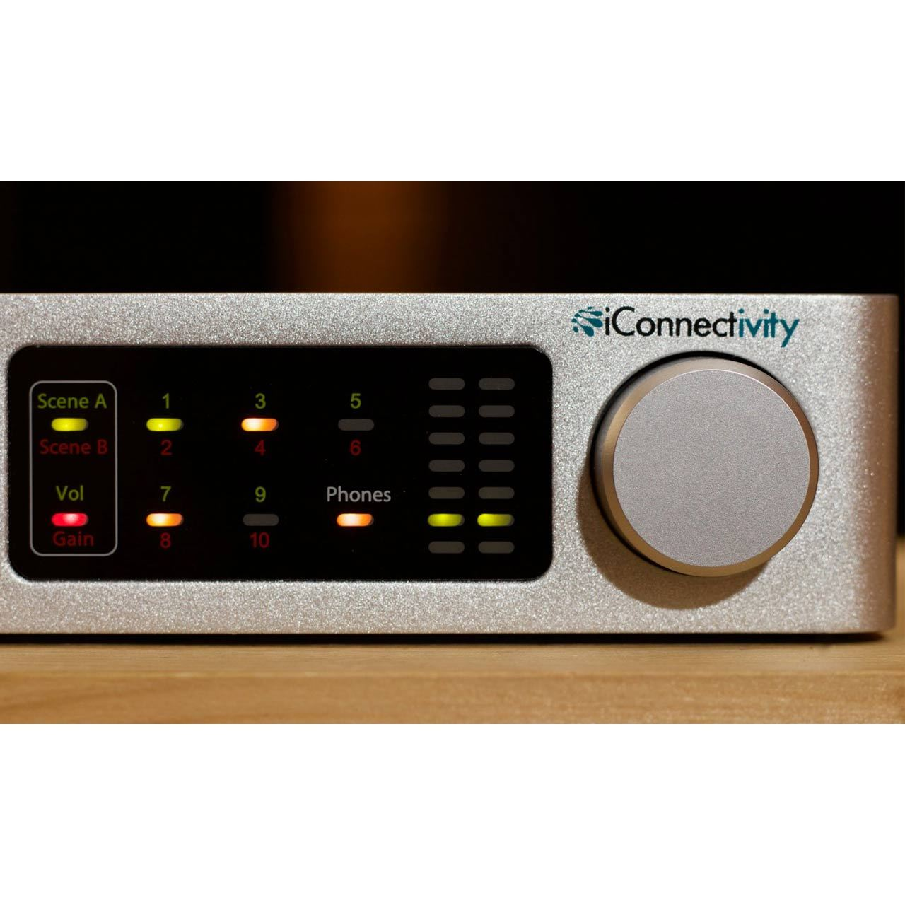 iconnectivity playaudio12 dual usb audio midi interface w 12 outs sounds easy. Black Bedroom Furniture Sets. Home Design Ideas