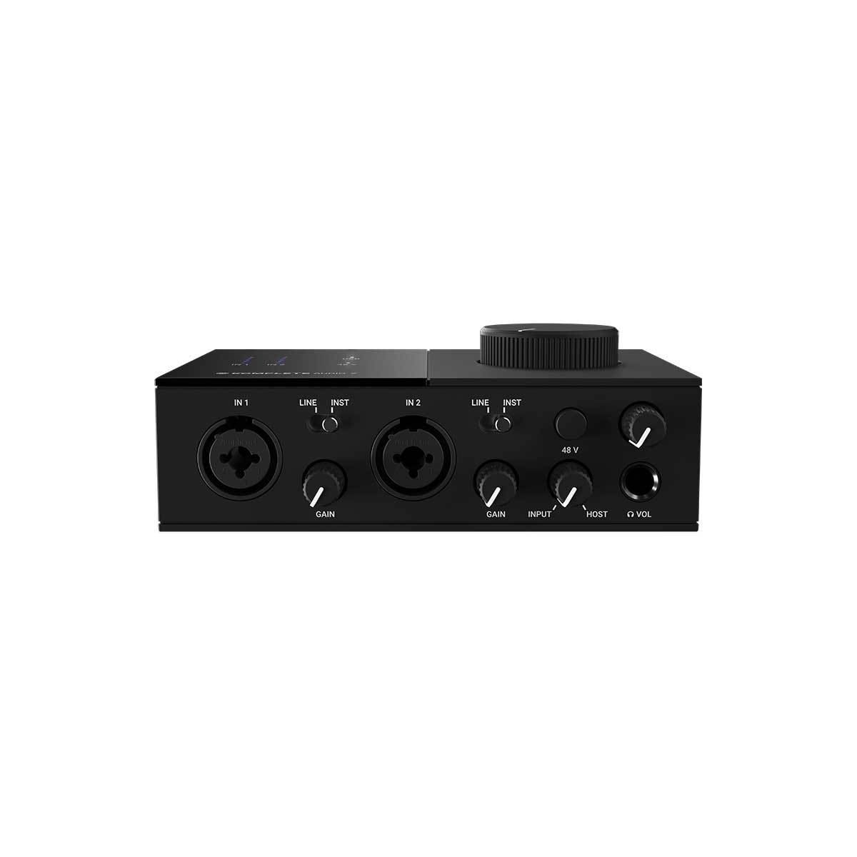 USB Audio Interfaces - Native Instruments Komplete Audio 2 2-Channel USB Audio Interface