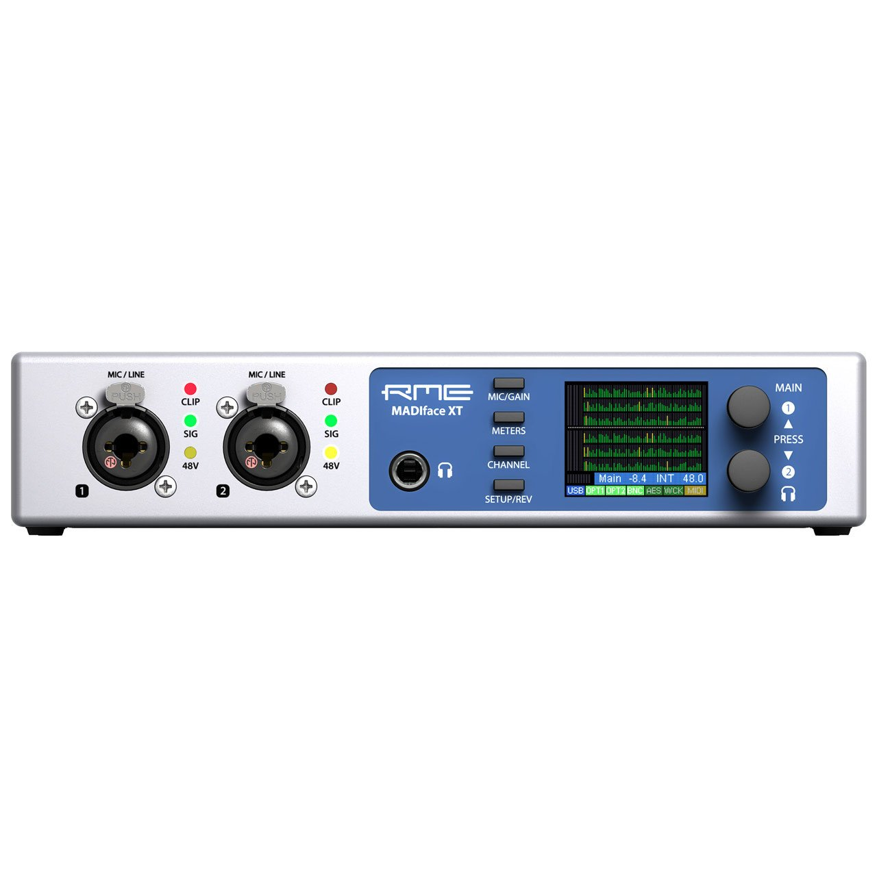 USB Audio Interfaces - RME MADIface XT - USB 3.0 & PCIe Compatible Audio Interface