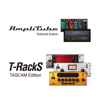 USB Audio Interfaces - TASCAM Series 102i USB Audio Interface