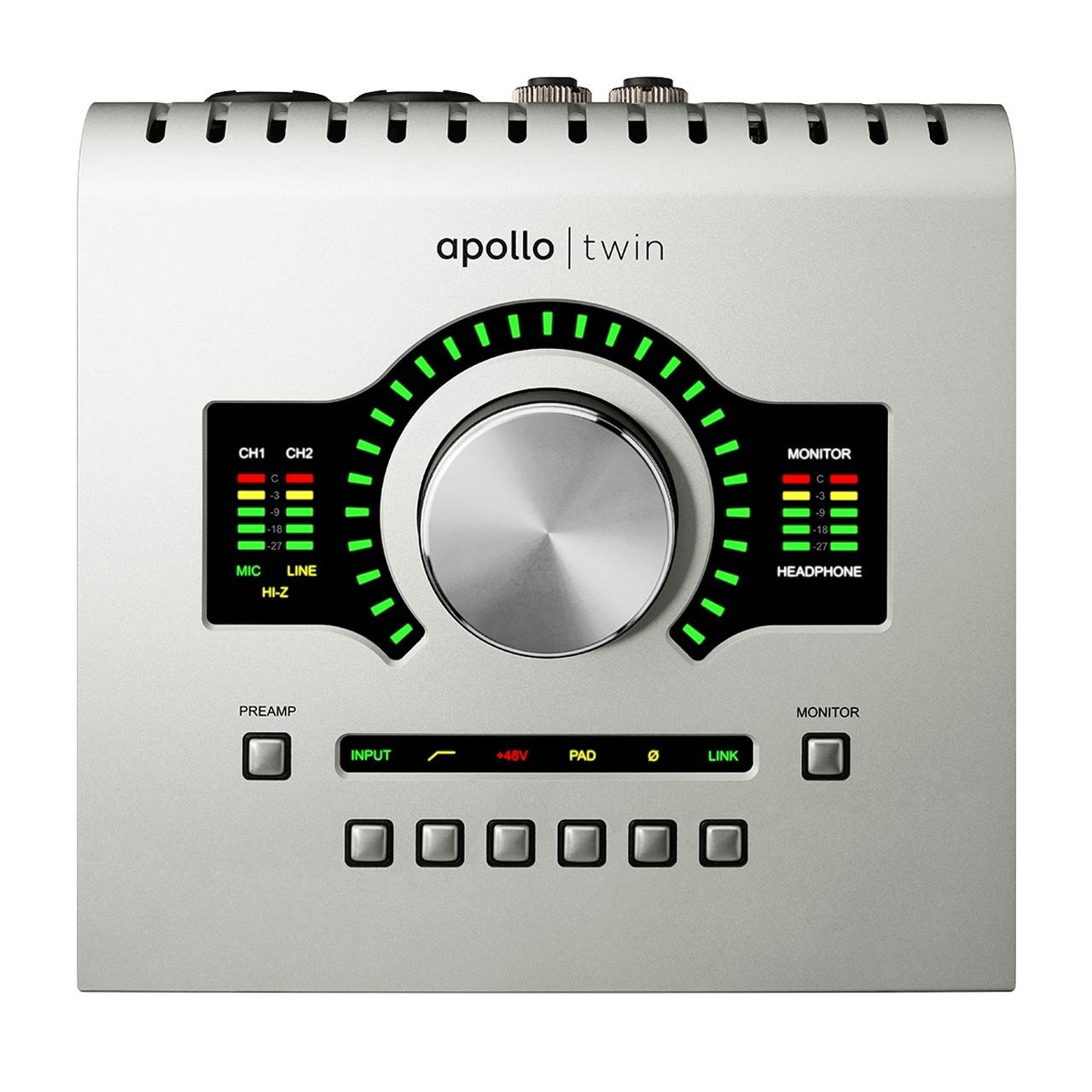 USB Audio Interfaces - Universal Audio Apollo Twin USB 3.0 Audio Interface For Windows
