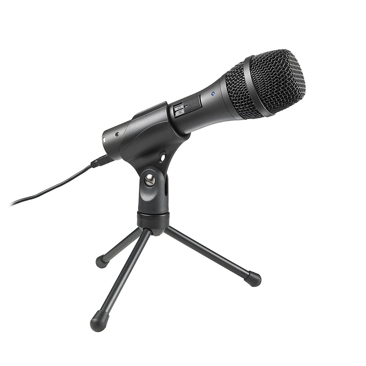 USB Microphones - Audio-Technica AT2005USB Cardioid Dynamic USB/XLR Microphone
