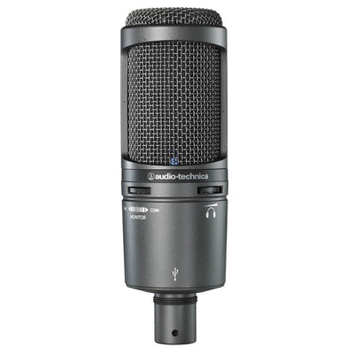 USB Microphones - Audio-Technica AT2020-USB+ USB Condenser Microphone