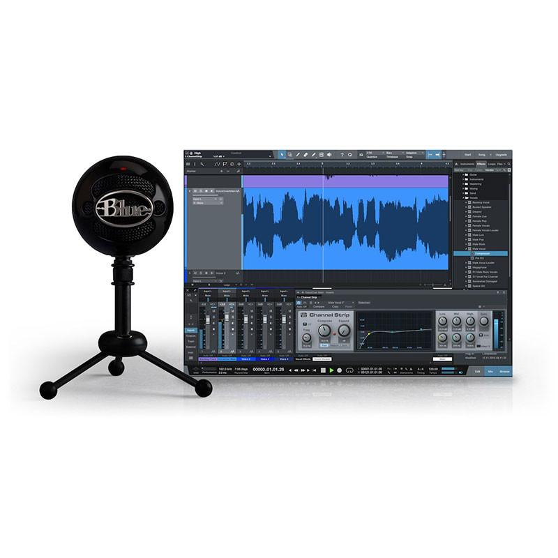 USB Microphones - Blue Microphones Snowball Studio All-In-One Vocal Recording System