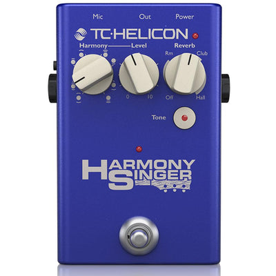 Vocal Effects - TC Helicon Harmony Singer 2