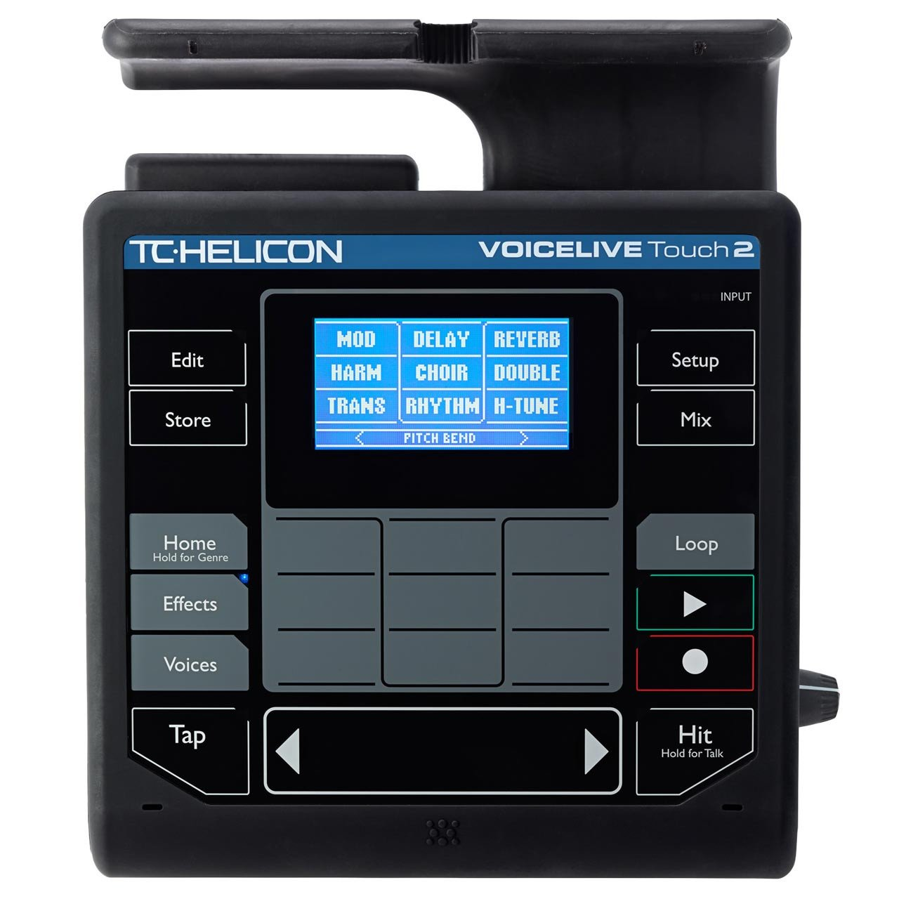 Vocal Effects - TC Helicon VoiceLive Touch 2 Vocal FX Processor
