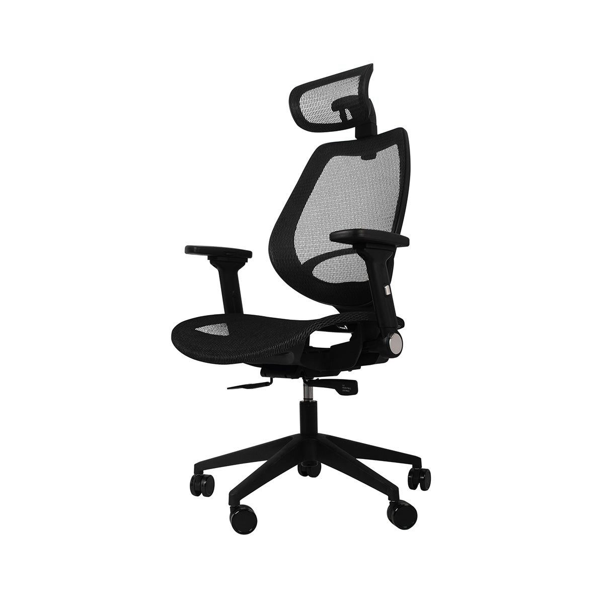 Wavebone Voyager II Ergonomic Studio Chair with Back and Neck Support