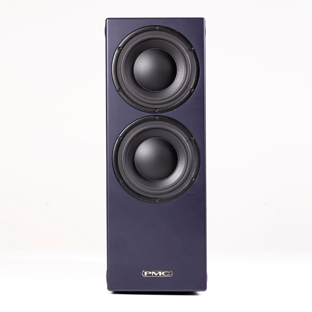 "PMC twotwo.sub1 Active subwoofer. Dual 7"" LF drivers. 600W. Active DSP & bass management (Single)"