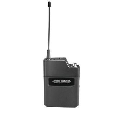 Wireless Systems - Audio-Technica ATW-2110/LD KIT - 2000 Series Receiver, Lapel Mic And Body Pack Transmitter