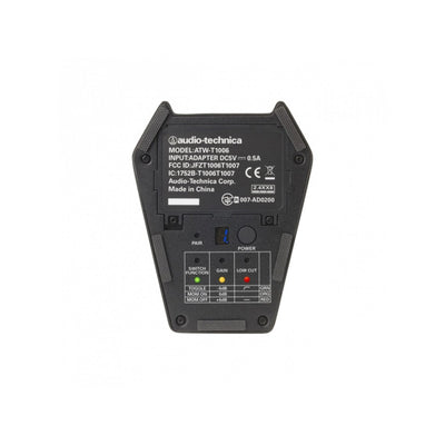 Wireless Systems - Audio-Technica ATW-T1006 - Boundary Microphone/Transmitter For System 10 PRO
