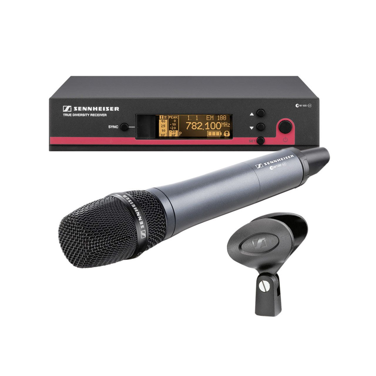 Wireless Systems - Sennheiser EW 100-945 G3 Wireless Vocal Set