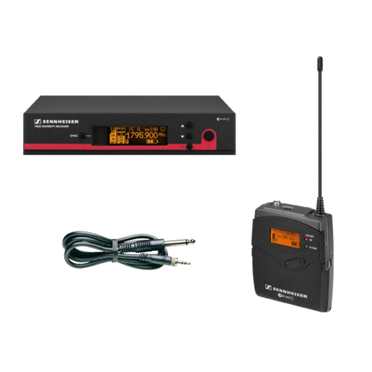 Wireless Systems - Sennheiser EW 172 G3 - Evolution Wireless Instrument Set