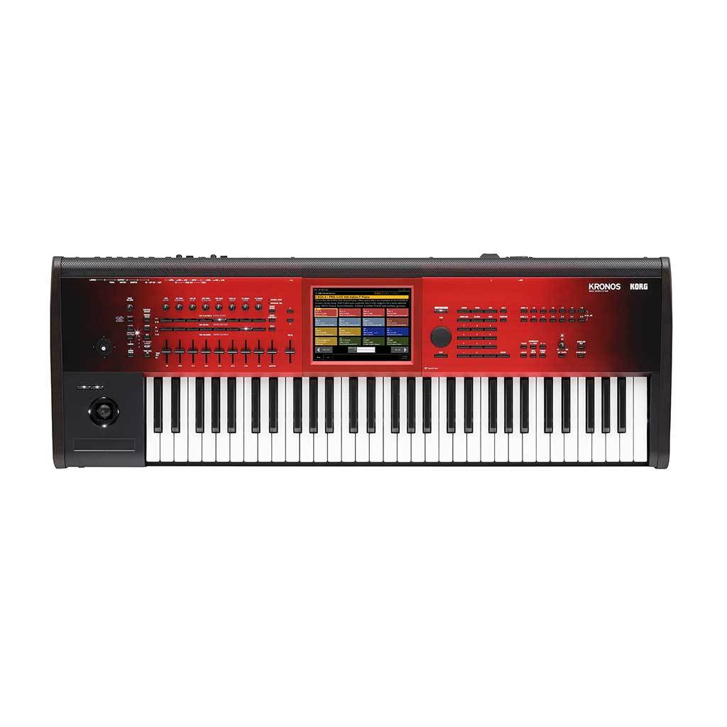 Korg Kronos 2 SE 61 Key Music Workstation