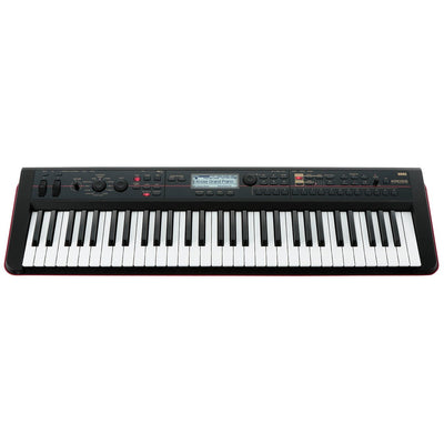 Workstations - Korg Kross 61-Key Synthesizer Keyboard Workstation