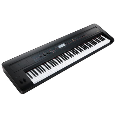 Workstations - Korg Kross 88-Key Synthesizer Workstation Keyboard