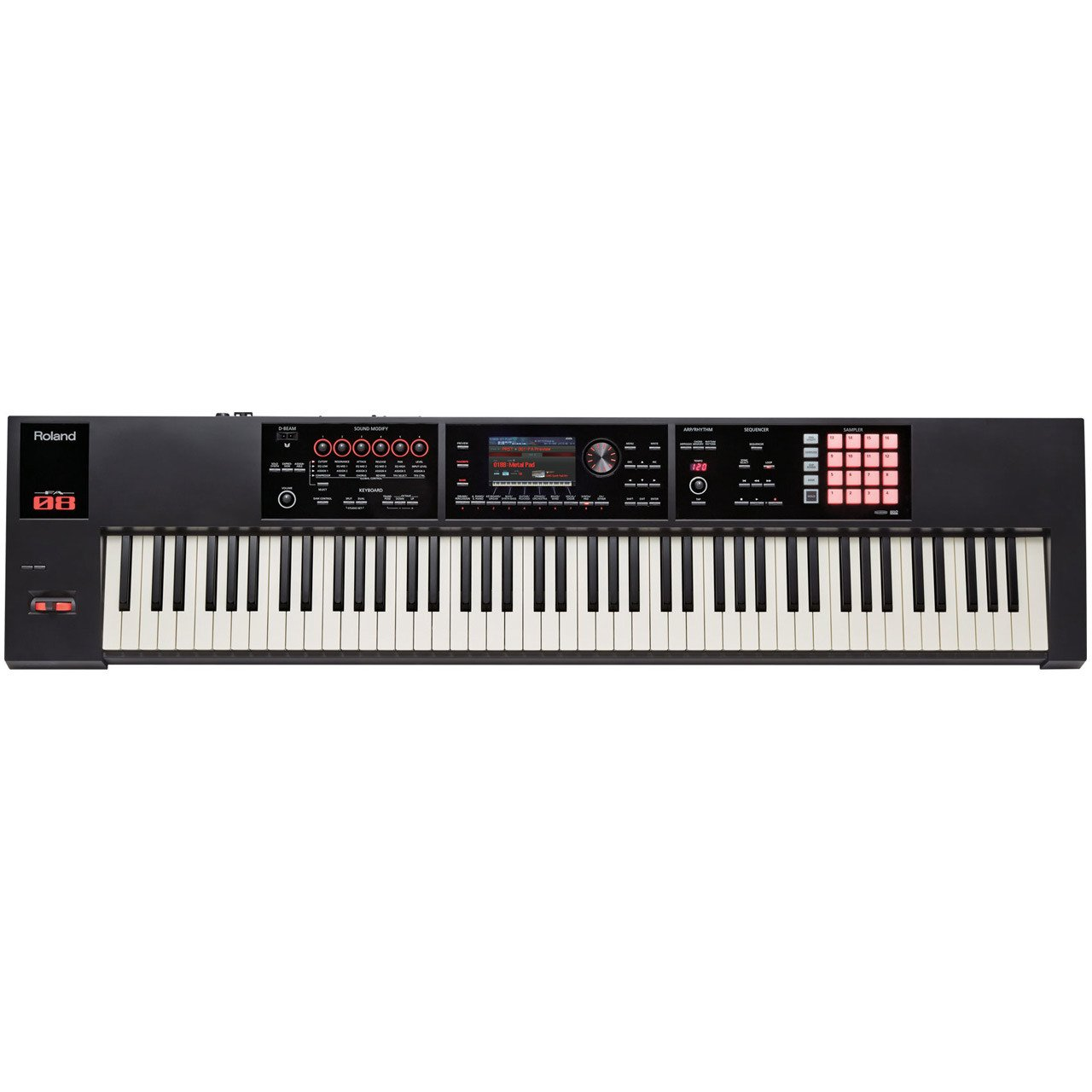 Roland FA-08 Music Workstation Keyboard