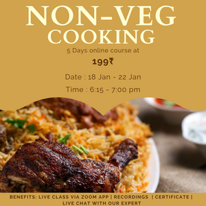 Non Veg Cooking [5 Days Course] - Hindi