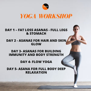 Yoga Basic - 5 Days