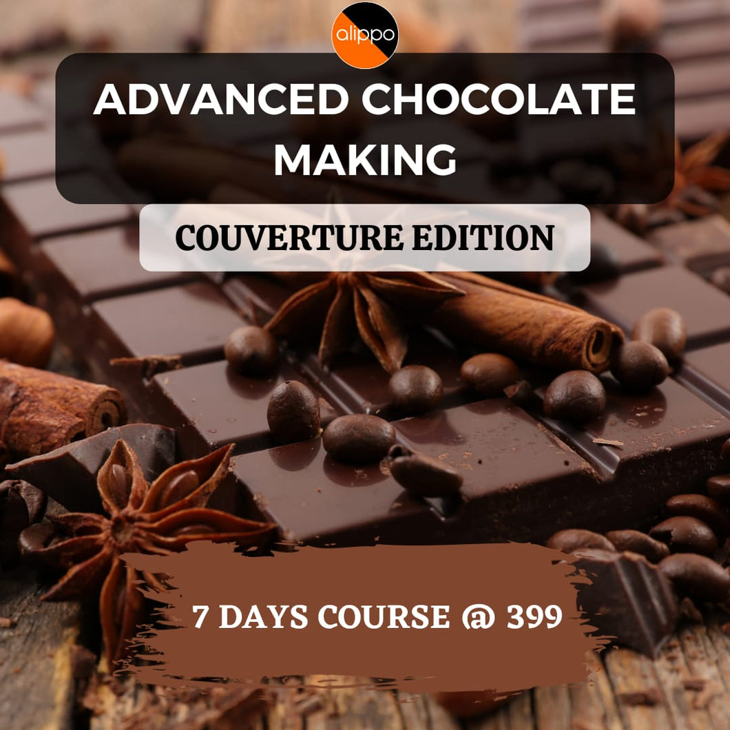 Advance chocolate - Couverture edition