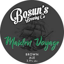 Load image into Gallery viewer, Maiden Voyage - Our Yorkshire Brown Ale