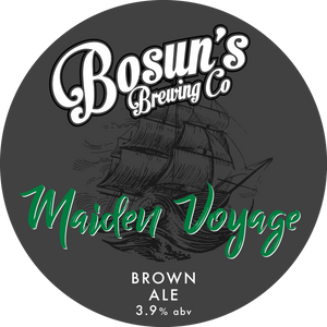 Maiden Voyage - Our Yorkshire Brown Ale