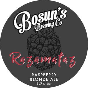 Razamataz - Our Summer Raspberry Blonde