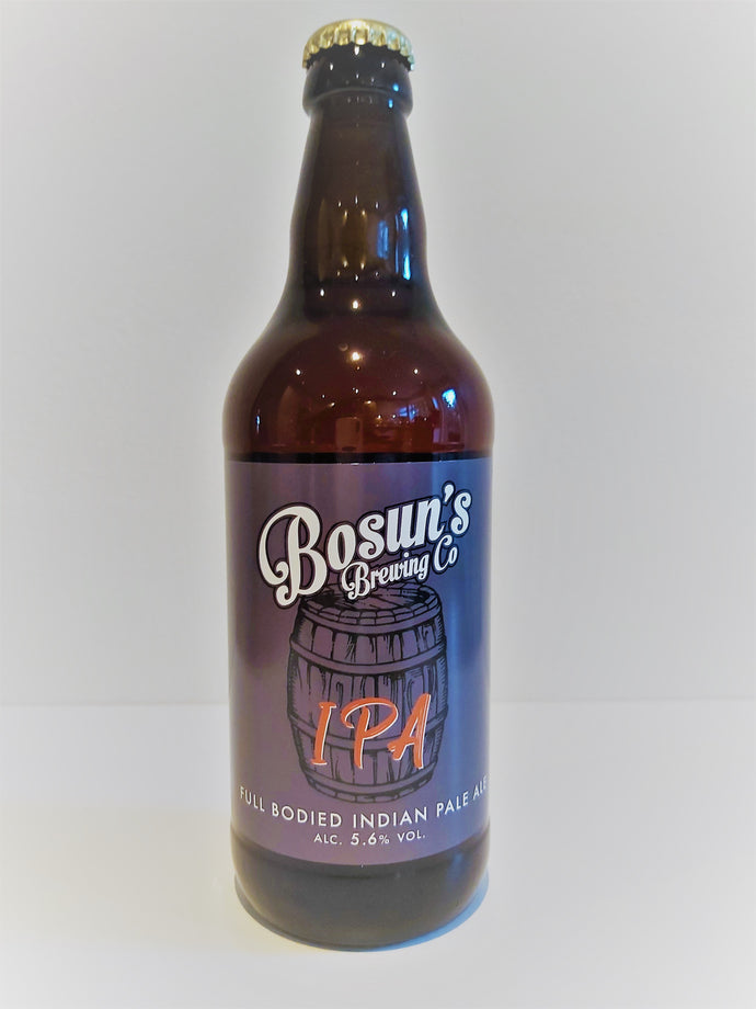 Bosun's IPA <br>12 x 500ml Bottle Pack<br/>