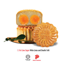 Load image into Gallery viewer, Mooncakes (Salted Egg Yolk)