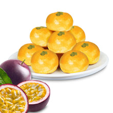 Load image into Gallery viewer, PASSION FRUIT PINEAPPLE BALL 百香凤梨酥(New)41pcs+-535g+-