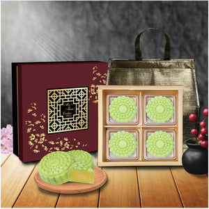 Tree-Ripened MSW Durian Mooncake Gift Set