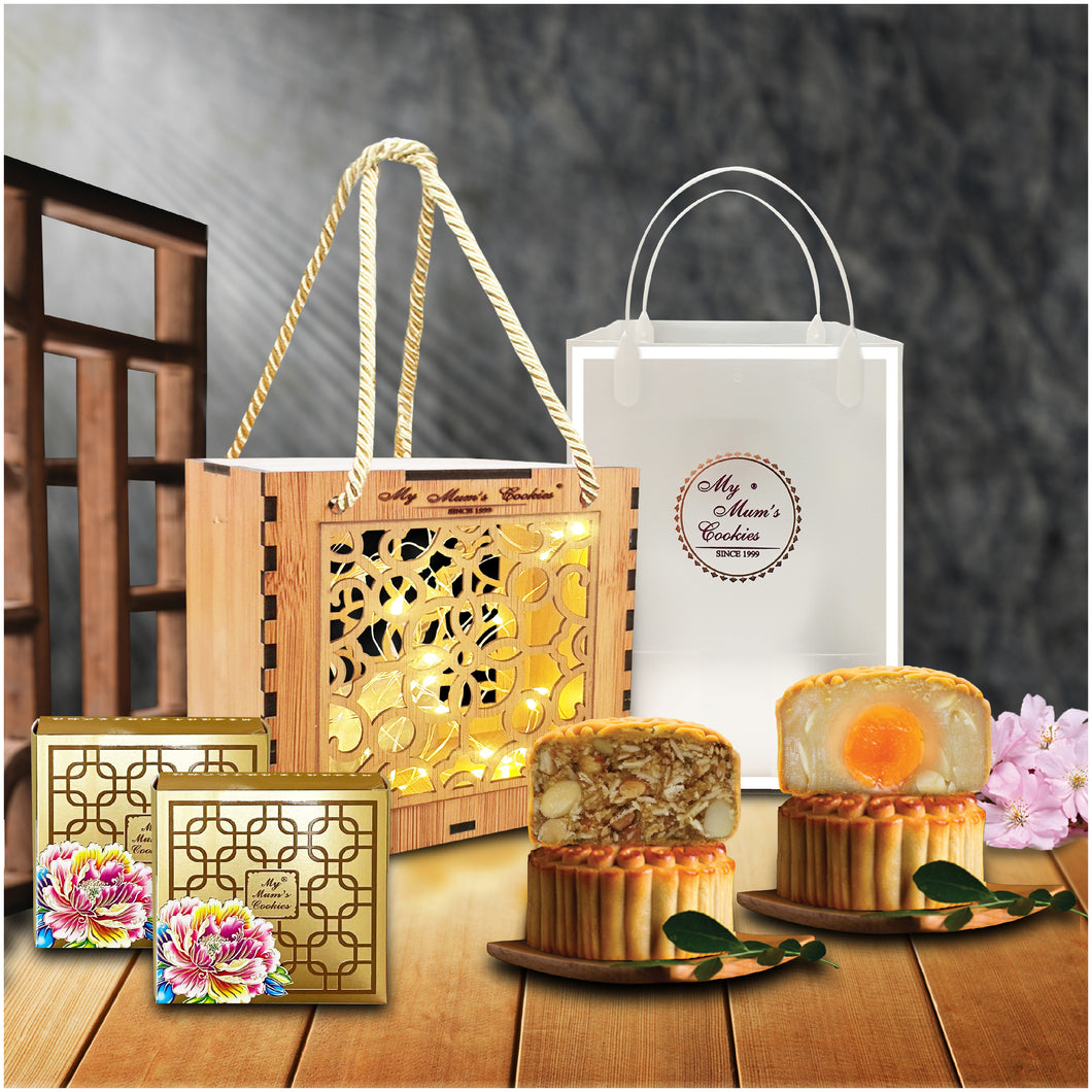 Mini Zento Mooncake Gift Set