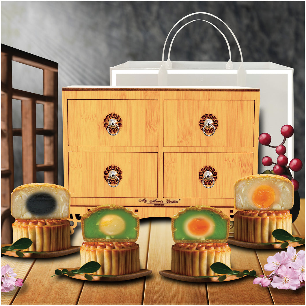 Zento Mooncake Gift Set