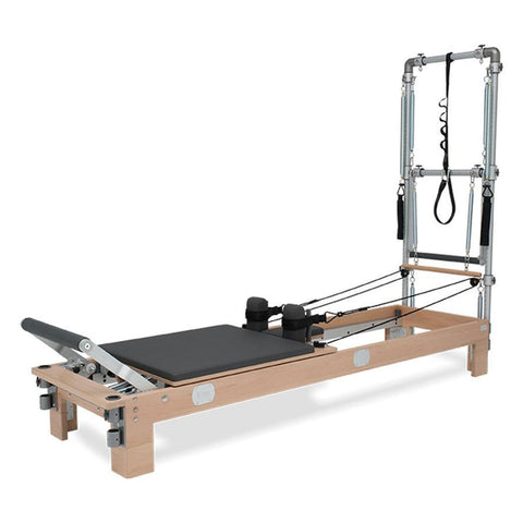 BASI Systems Wood Pilates Reformer with Tower