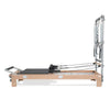 Image of BASI Systems Wood Pilates Reformer with Tower