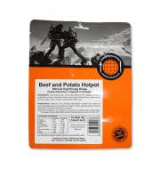 Expedition Foods Beef and Potato Hotpot  800 kcal 148g