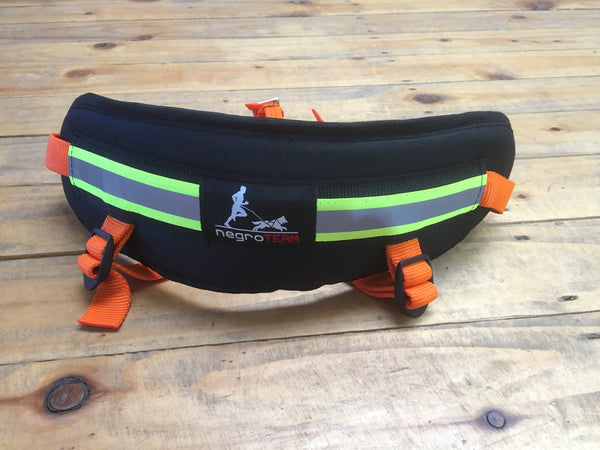 Canicross Children's Running Belt Orange