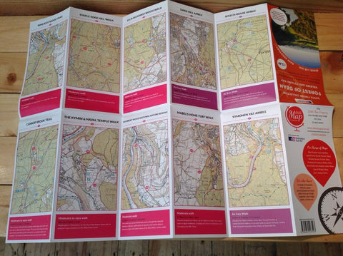 The Little Map Company Forest of Dean