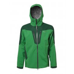 Sherpa Men's Lithang Hard Shell Jacket Neelam Green
