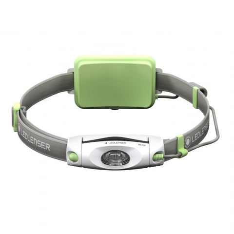 Ledlenser NEO4 Headlamp Green