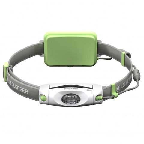 Ledlenser NEO6R Chest and Headlamp Green