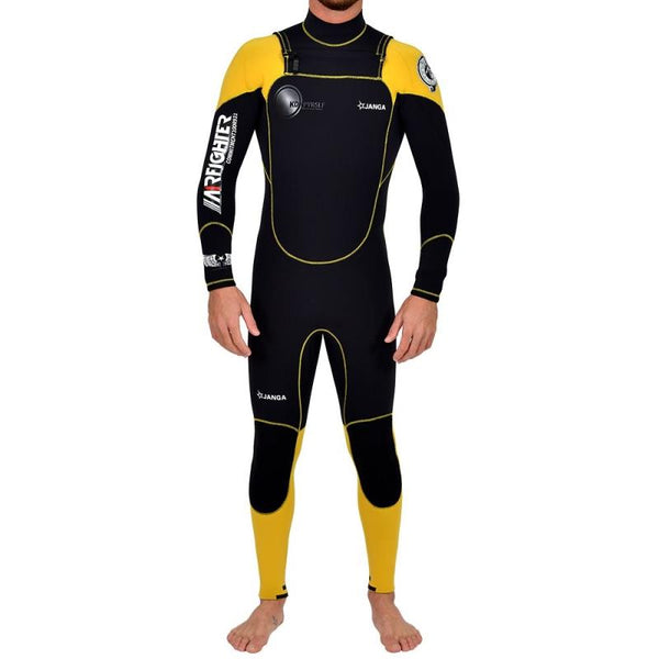 Janga Men's Airfighter 4/3mm Wetsuit