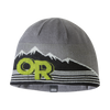 Outdoor Research Advocate Beanie Pewter Lemongrass