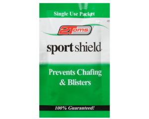 2 Toms Sportshield (Prevents Chafing Blisters)