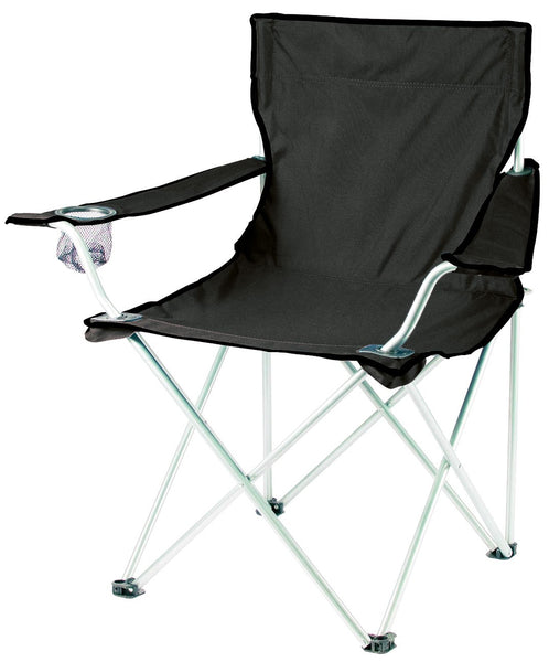 Nevada Camping Chair Black